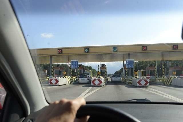Autostrada - otwarte bramki w Nowej Wsiotwarte bramki w Nowej Wsi