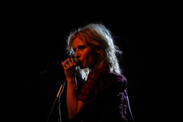 W niedzielę w klubie B17 śpiewała Patrycja Markowska