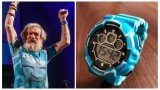 Błękitny zegarek Aleksandra Doby na licytacji dla Ingi