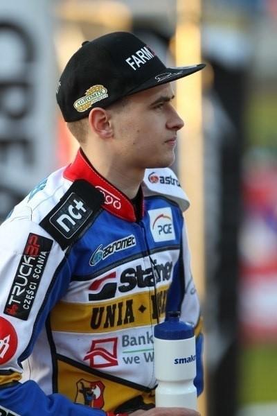 Daniel Kaczmarek z Fogo Unii Leszno