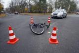 Niektórzy rowerzyści jeżdżą bez głowy. Zobacz długą listę grzechów cyklistów