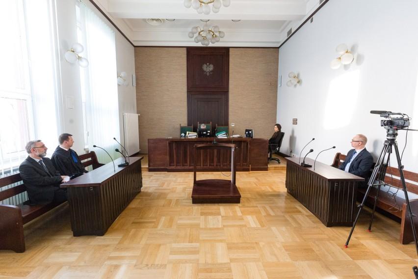 Lotnisko regionalne województwa podlaskiego w sądzie