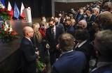 Premier Mateusz Morawiecki w Przecławiu: My nie zostawiamy samorządów samych sobie