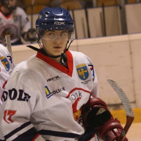 Sebastian Szydło w tym sezonie zagra w Bytomiu.