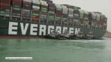 Kanał Sueski odblokowany. Udało się wyciągnąć ogromny kontenerowiec z mielizny. Przez sześć dni zablokowany był ważny szlak wodny