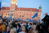 Manifestacja w Warszawie. Politycy komentują inicjatywę Donalda Tuska