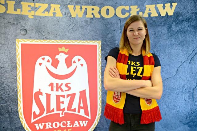 Nowy nabytek Ślęzy - Agnieszka Kaczmarczyk