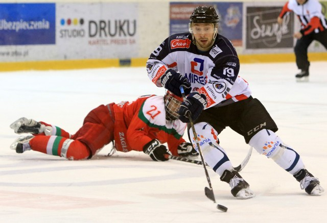 Michał Kalinowski nadal będzie strzelał braki dla Nesty Mires i on także pokaże się kibicom w niedzielę.