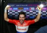 Giro d'Italia: Tom Dumoulin wywalczył maglia rosa