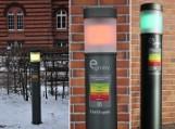 Ekosłupki badają jakość powietrza na Politechnice Krakowskiej