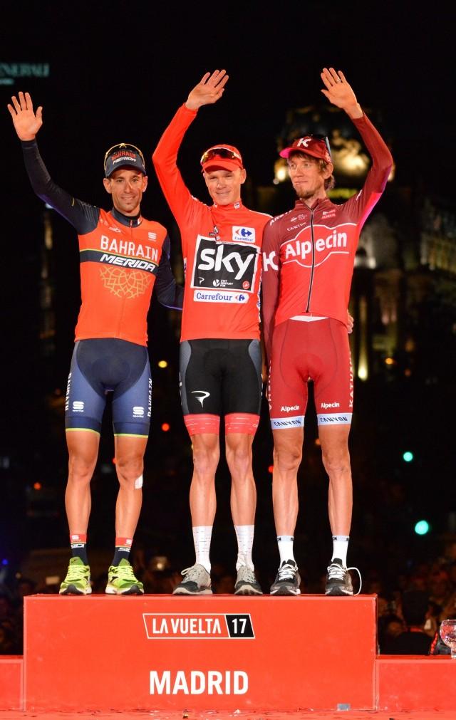 Chris Froome może stracić zwycięstwo we Vuelta Espana, grozi mu też zawieszenie - przynajmniej kilkumiesięczne