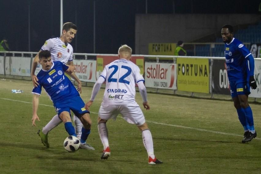 Joel Huertas w dwóch meczach zdobył już dwa gole dla Wigier
