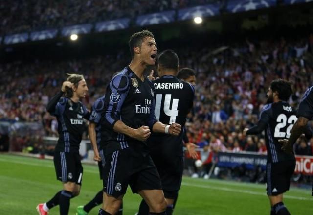 Atletico Madryt - Real Madryt 2:1. Zobacz bramki z meczu. Real zagra w finale z Juventusem [WIDEO]