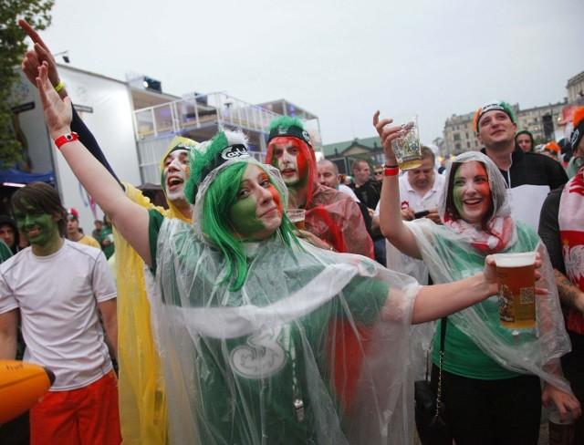 Być może w listopadzie na ulicach Poznania, tak samo jak podczas Euro 2012, znów zobaczymy korowód rozśpiewanych kibiców reprezentacji Irlandii