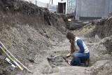 Niezwykłe znaleziska archeologiczne w Oświęcimiu. Świadczą, że przed wiekami tereny te były zamieszkane przez plemię Wiślan [ZDJĘCIA]