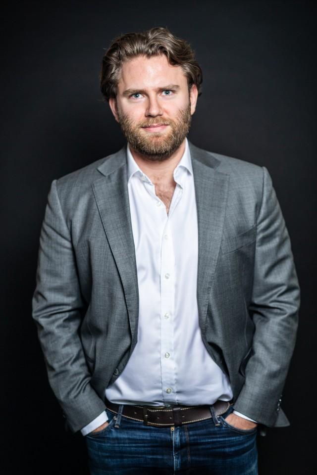 Alexander Beresford, CMO Finiata.pl.