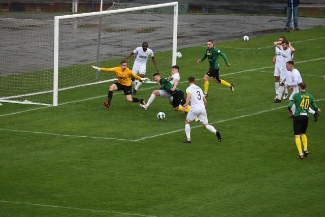 GKS Jastrzębie przegrał czwarty kolejny mecz ulegając Puszczy NiepołomiceZobacz kolejne zdjęcia. Przesuwaj zdjęcia w prawo - naciśnij strzałkę lub przycisk NASTĘPNE