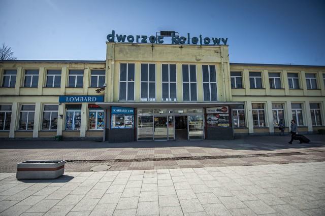 Do tematu dworca PKP w Koszalinie mają wrócić w maju