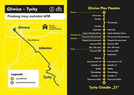 Od 8 maja działają metrolinie ZTM. Sprawdź nowe trasy...