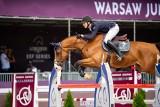 Gorące emocje na początek Warsaw Jumping CSIO 4* i Polak na podium