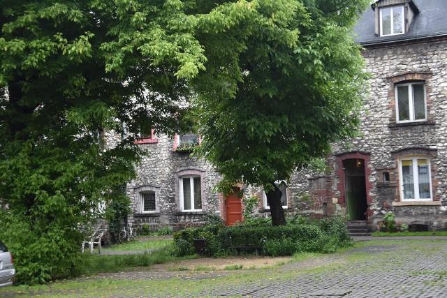 Częstochowskie osiedle Stradom było nowoczesnym osiedlem fabrycznym