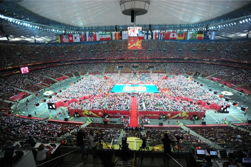 Trzy lata temu na Stadionie Narodowym odbył się mecz...