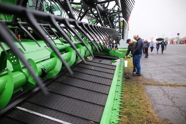 Zobacz zdjęcia z targów rolniczych Agro Show 2021 --->