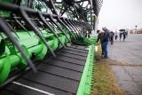 Agro Show 2021. Wielkie maszyny na targach rolniczych w Bednarach koło Poznania [ZDJĘCIA]
