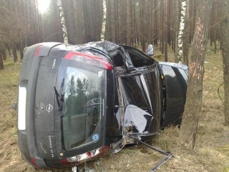 Wypadek pod Strumianami. Helikopter przetransportował ranną do szpitala