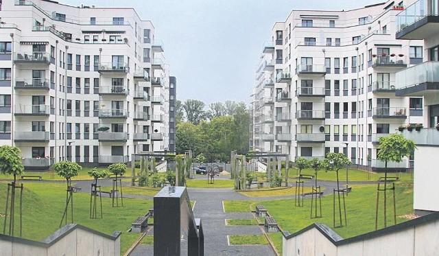 Metr kwadratowy mieszkania w Łodzi jest o ponad 500 zł droższy niż w styczniu 2018 r.