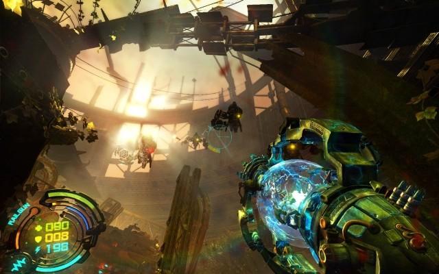 Hard Reset: ExileHard Reset: Exile to pięć nowych lokacji, czterech nowych przeciwników, dwie mapy do trybu Survival i finałowy boss