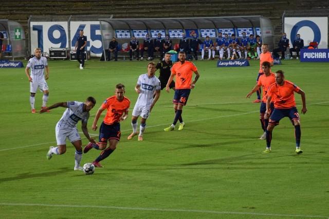 Piłkarze Odry Opole rozpoczną ligowy sezon 2020/21 piątkowym (28.08) meczem z ŁKS-em Łódź.