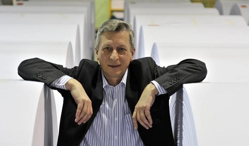 Marek Krzykowski nie będzie już prezesem International Paper...