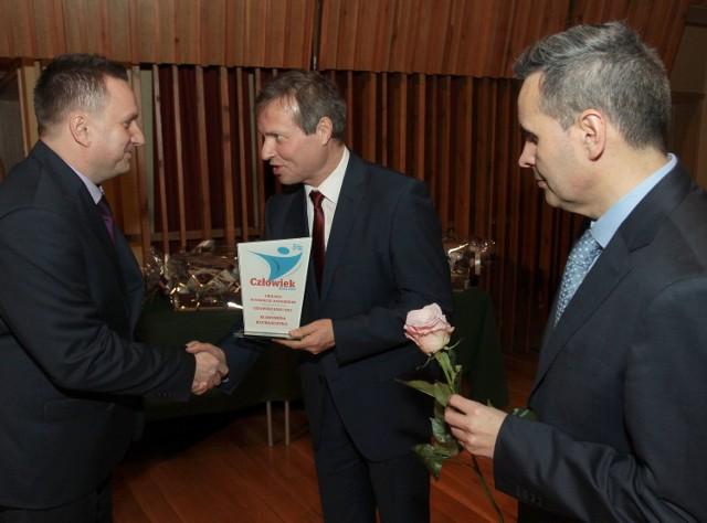 W powiecie radomskim nagrodę Człowieka Roku otrzymał Sławomir Kucharczyk.