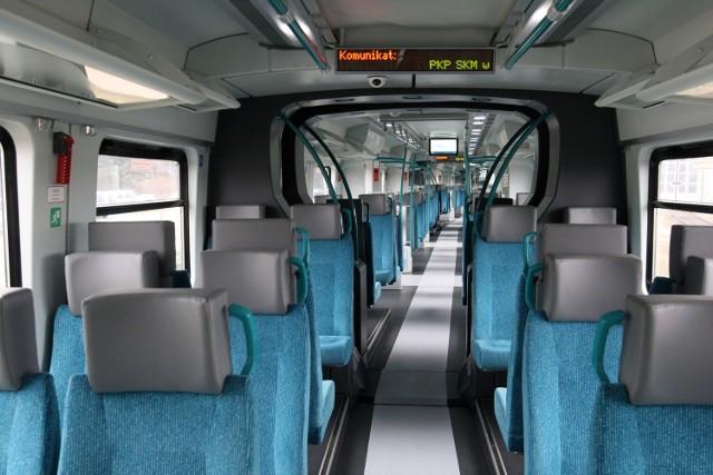 Nowe pociągi SKM