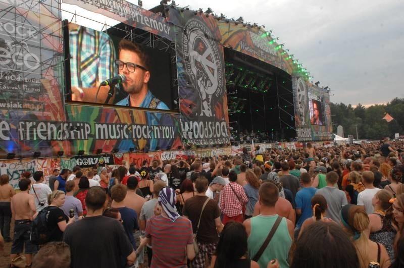 Przystanek Woodstock 2013 w Kostrzynie potrwa od 1 do 3 sierpnia.