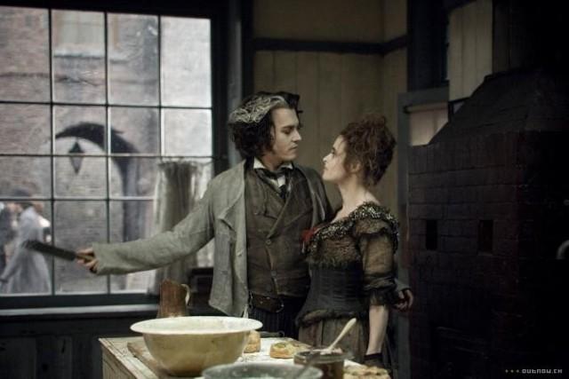 Zabójcza para: Johnny Depp i Helena Bonham-Carter