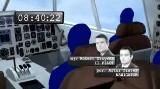 Katastrofa pod Smoleńskiem. Realistyczna symulacja, która wykorzystała stenogramy. (wideo)