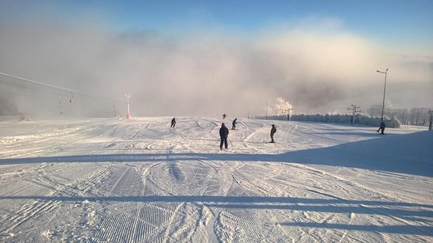 Ski Arena Łysa Góra - sprawdź warunki i pogodę