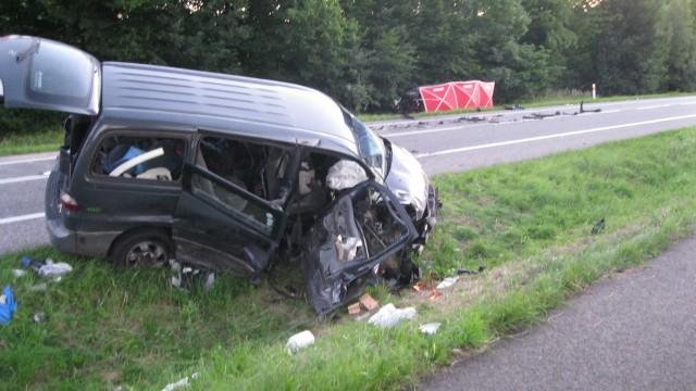 Wypadek w Antolce