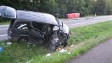 Antolka. Wypadek na drodze krajowej nr 7. Jedna osoba zginęła, cztery zostały ranne
