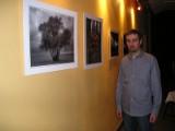 Ciekawa wystawa w Goleniowie. Artysta łączy fotografię z malarstwem
