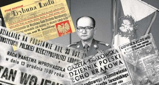 Dwadzieścia lat temu o wydarzeniach 13 grudnia 1981 r. pamiętało prawie dwie trzecie Polaków