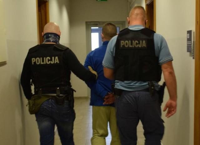 25-letni chojniczanin został zatrzymany za próbę zabójstwa znajomego