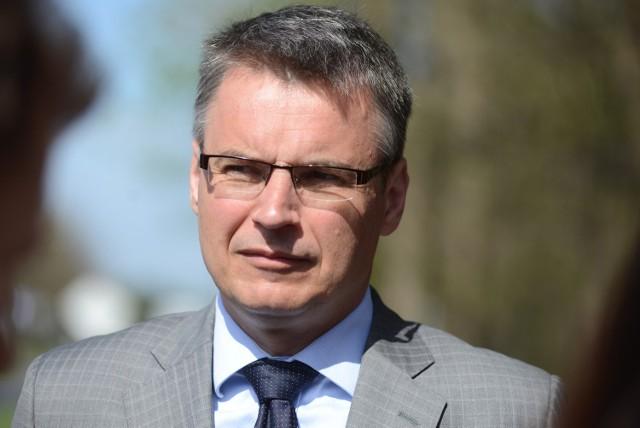 Janusz Kubicki, prezydent Zielonej Góry.