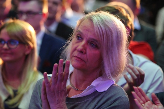 Ewa Wójciak: Nie liczyłam, że Jacek Jaśkowiak rzuci mi się na szyję