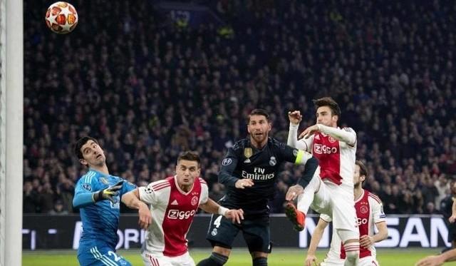 Liga Mistrzów: Real Madryt - Ajax Amsterdam Gdzie oglądać? TRANSMISJA NA ŻYWO, LIVE STREAM, ONLINE STREAM. Relacja i wynik [5.03.2019]