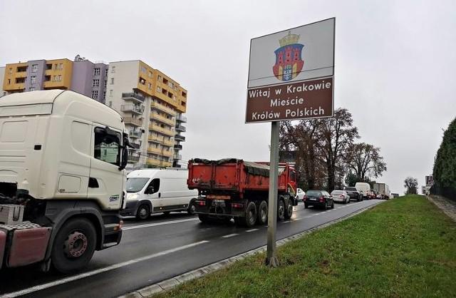 Al. 29 Listopada w Krakowie końcu zostanie poszerzona