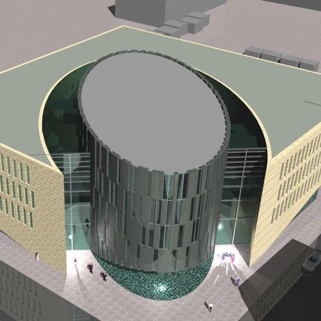 Galeria handlowa i centrum hotelowo-konferencyjne ma powstac u zbiegu ulic Dubois i 1 Maja w Opolu.