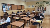 Próbna matura 2021 z matematyki w powiecie koneckim. Zobacz zdjęcia